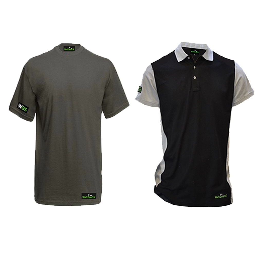 Polo's & T-Shirts