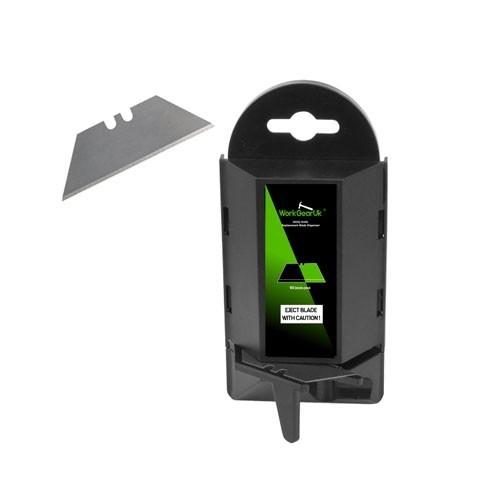 WorkGearuk Heavy-Duty Trimming Knife Blades
