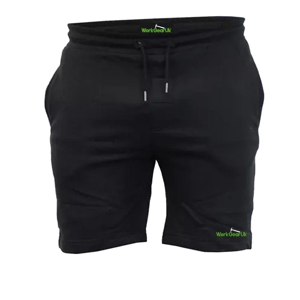 WorkGearUK Builders Comfort Shorts in Balck WG-JS01