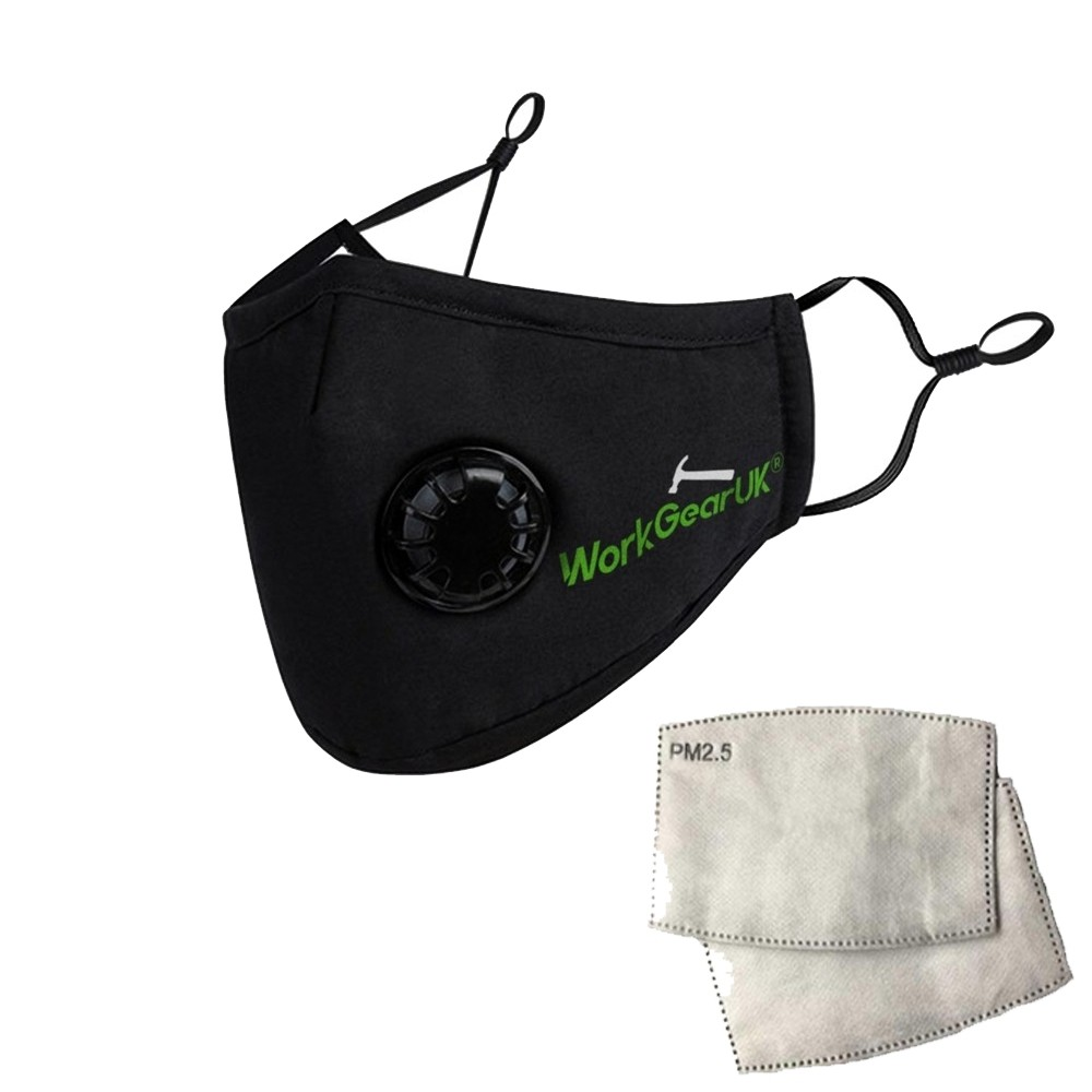 WorkGearUK Face Covering Mask WG-M01