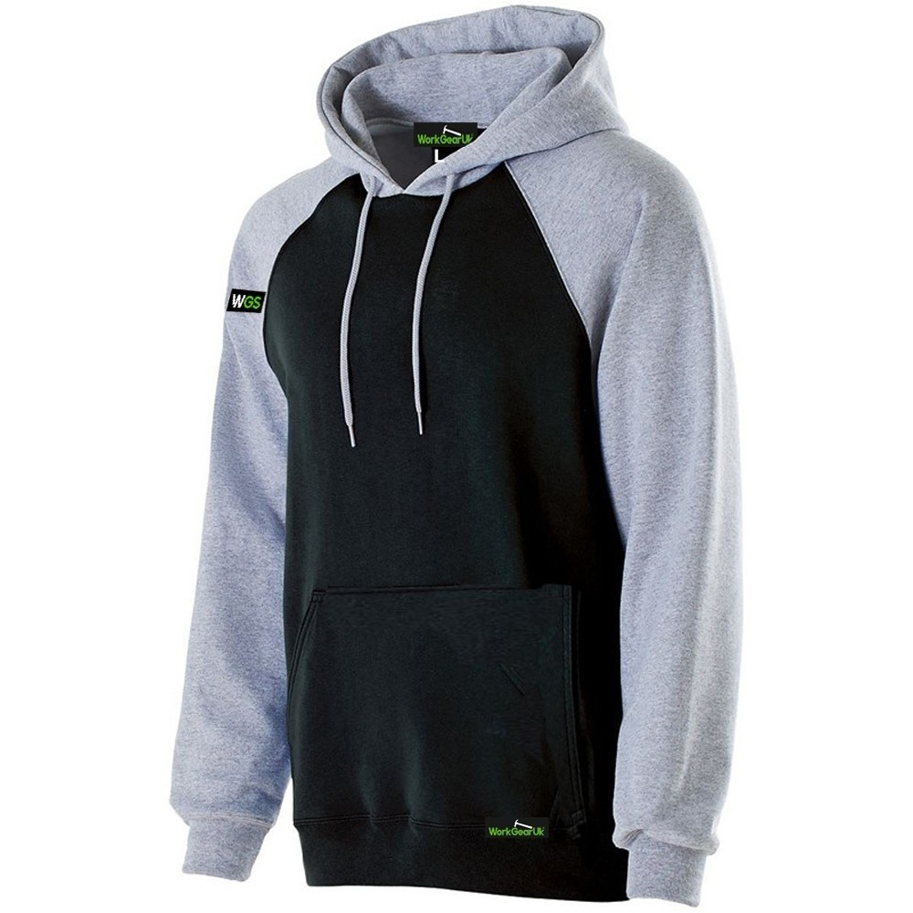 WorkGearUk Hooded Sweat Shirt Fleece