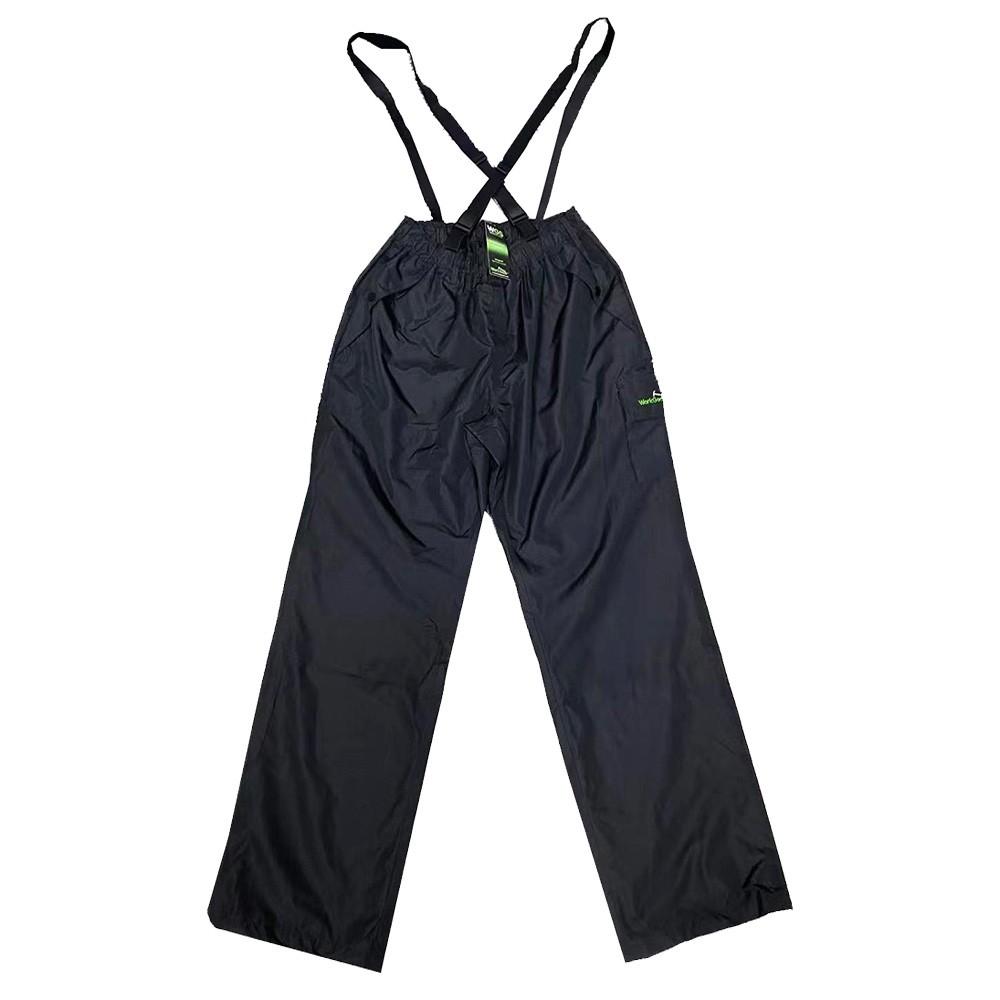 WorkGearUK Water Proof Leggings With Braces WG-WP02
