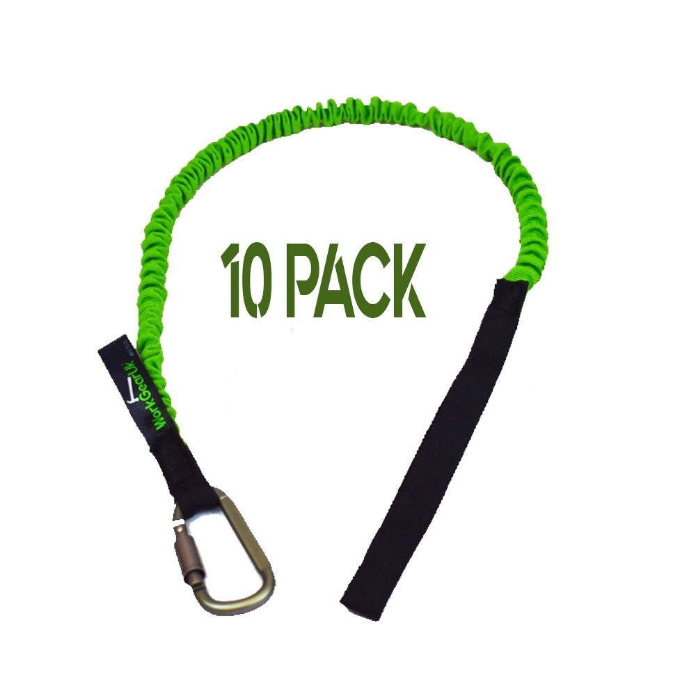 ool Lanyard With Carabiner With a 20mm Braided Strap WorkGearUk  WG-TL02
